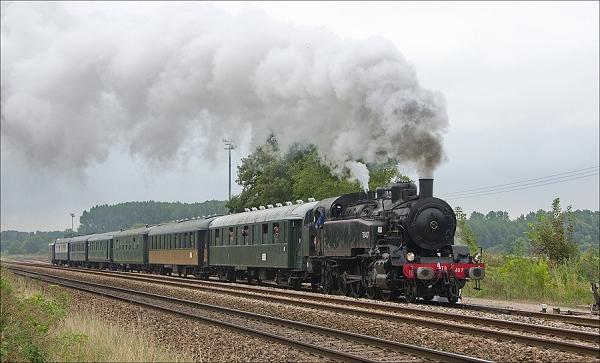 Troyes en train vapeur ajecta for Centrale vapeur ne fait plus de vapeur